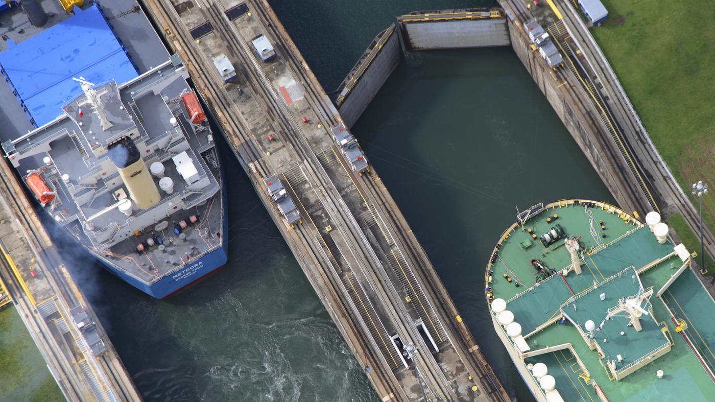 How Many Locks Does the Panama Canal Have?