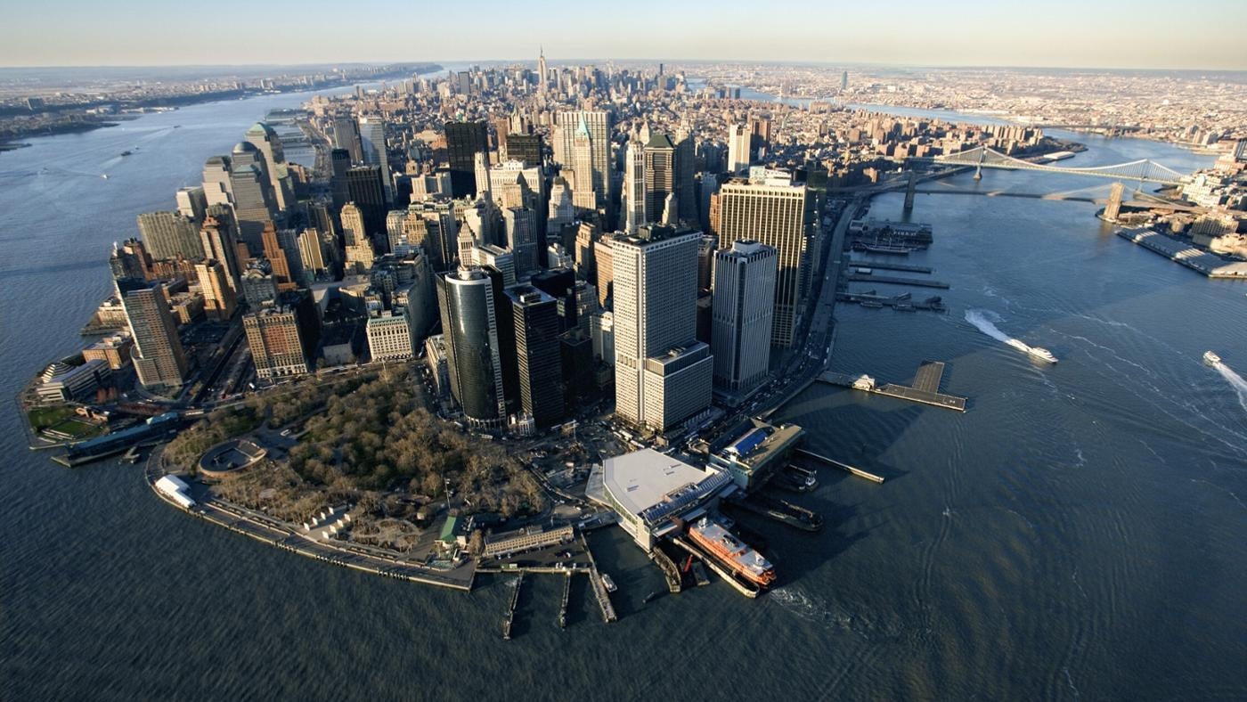 How Many Miles Long Is Manhattan?