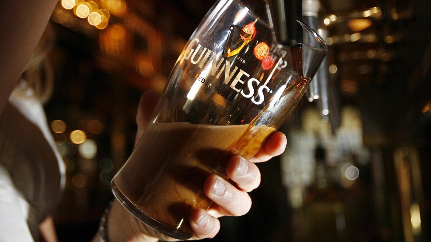 How Many Pints of Guinness Are Served on St. Patrick's Day?