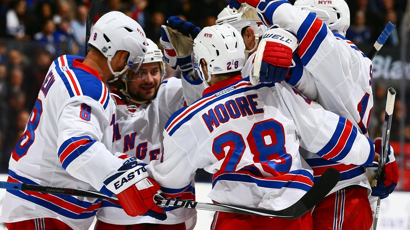How Many Stanley Cups Have the New York Rangers Won?