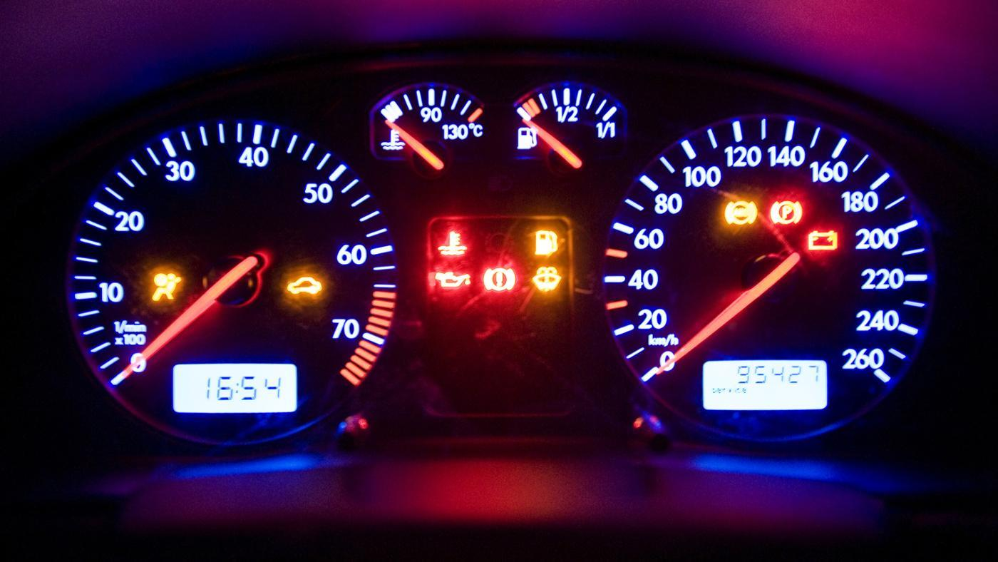 """What Does It Mean When Your Car Has the """"check Gauges"""" Light On?"""