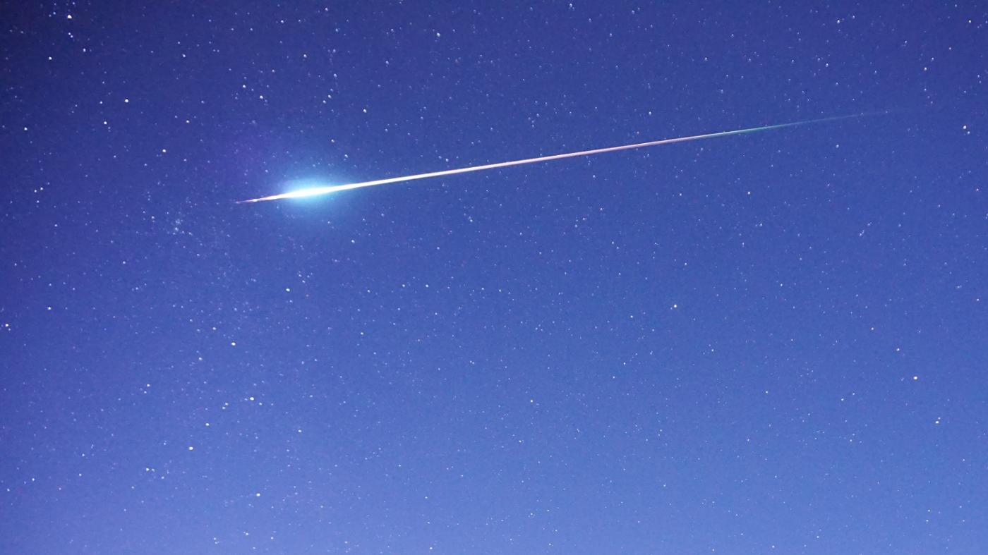 What Are Meteors Made Of?