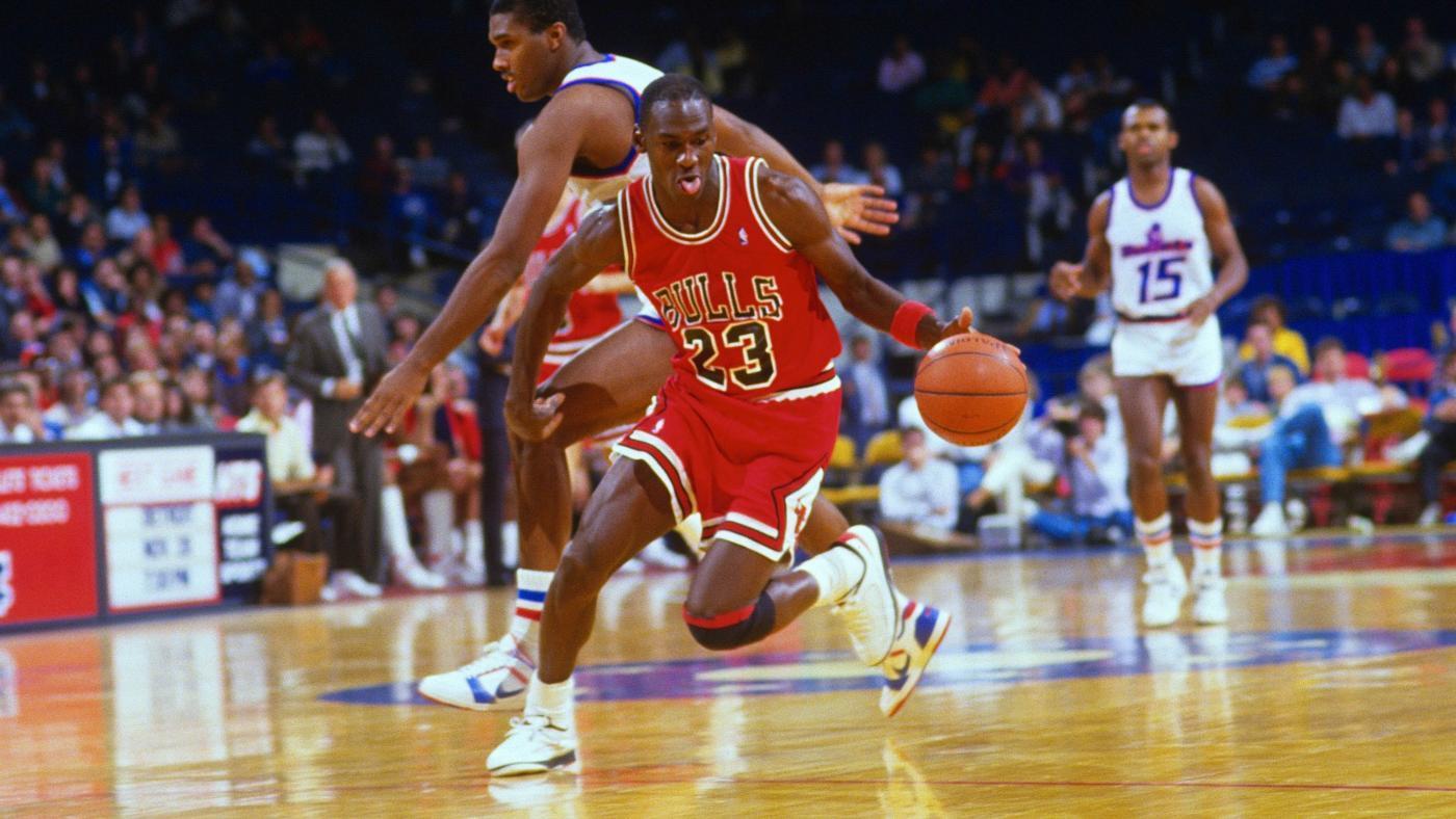What Is Michael Jordan's Wingspan?