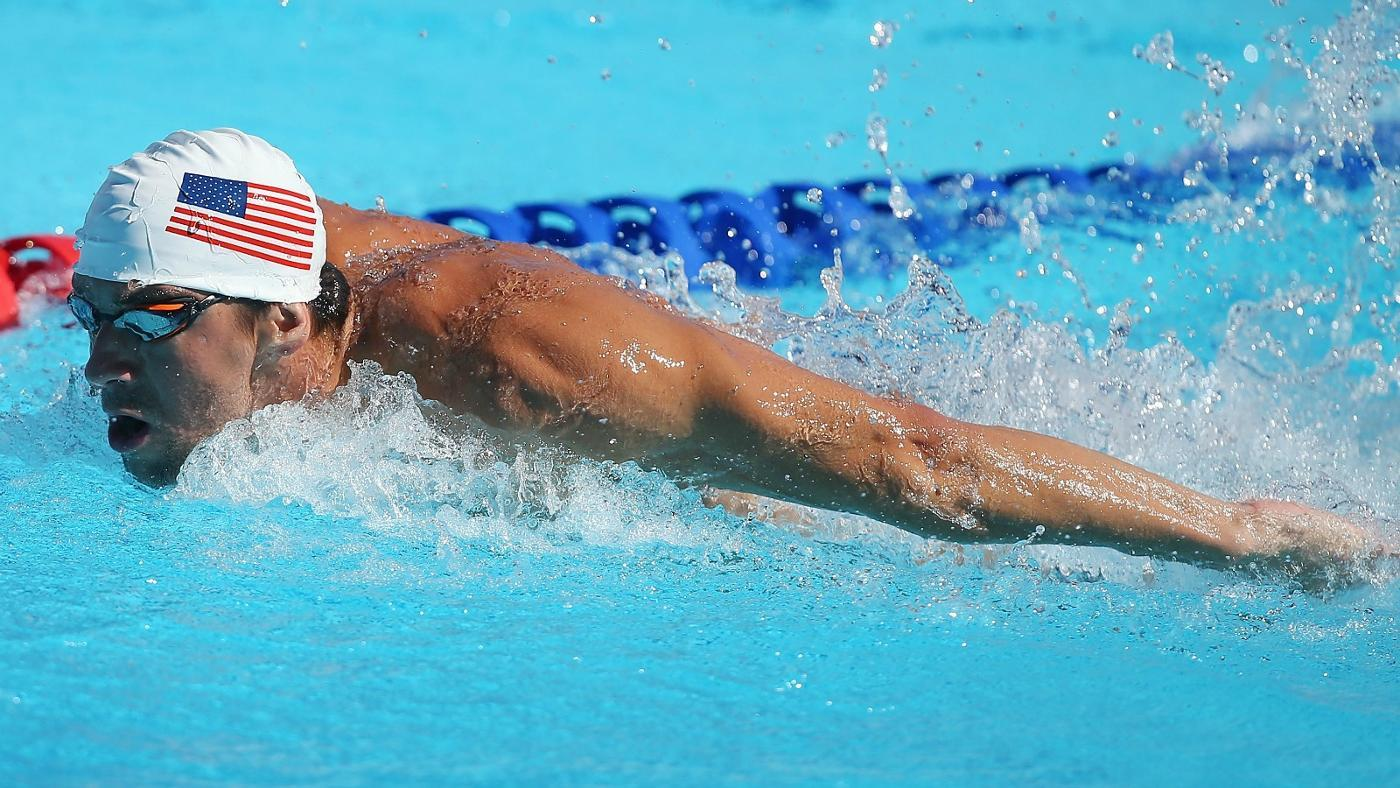 What Is Michael Phelps' Training Schedule?