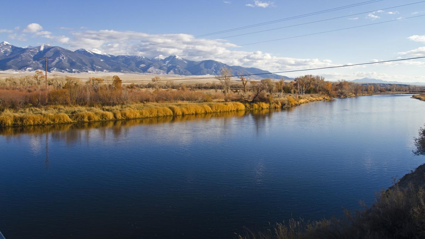 Where Does the Missouri River Start?