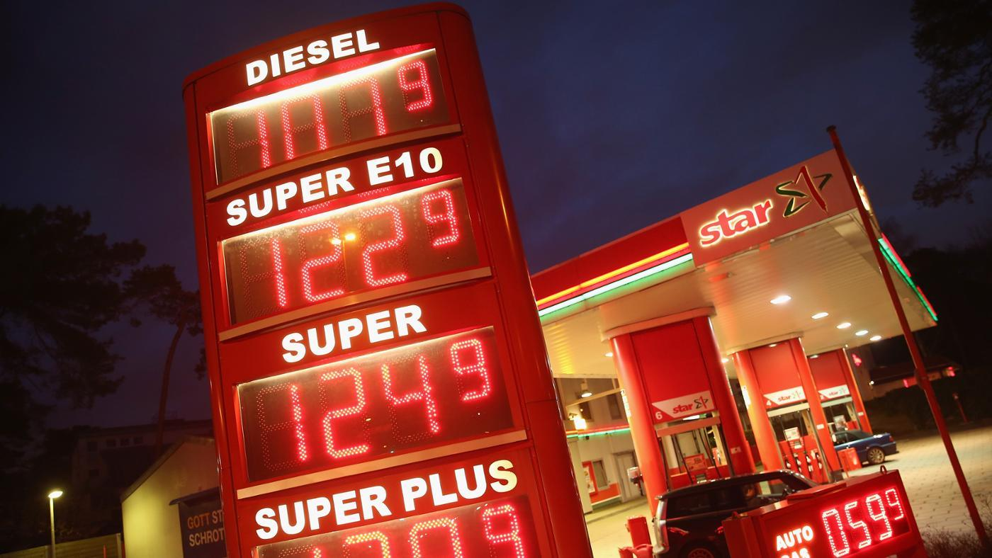 How Much Does a Gallon of Diesel Fuel Weigh?