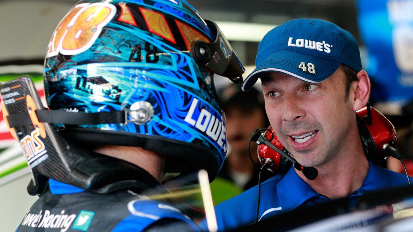 How Much Is NASCAR Crew Chief Chad Knaus's Salary?