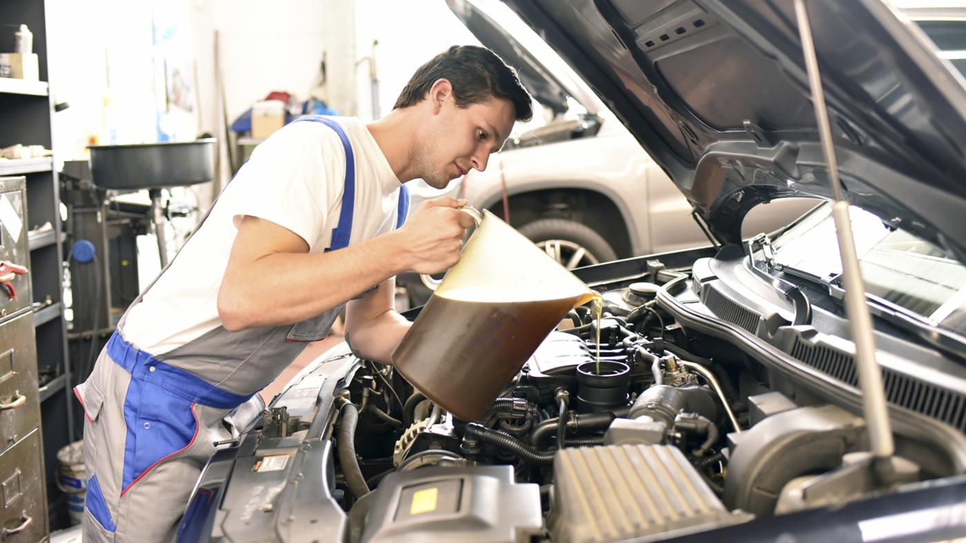 How Much Oil Is Needed for an Oil Change?