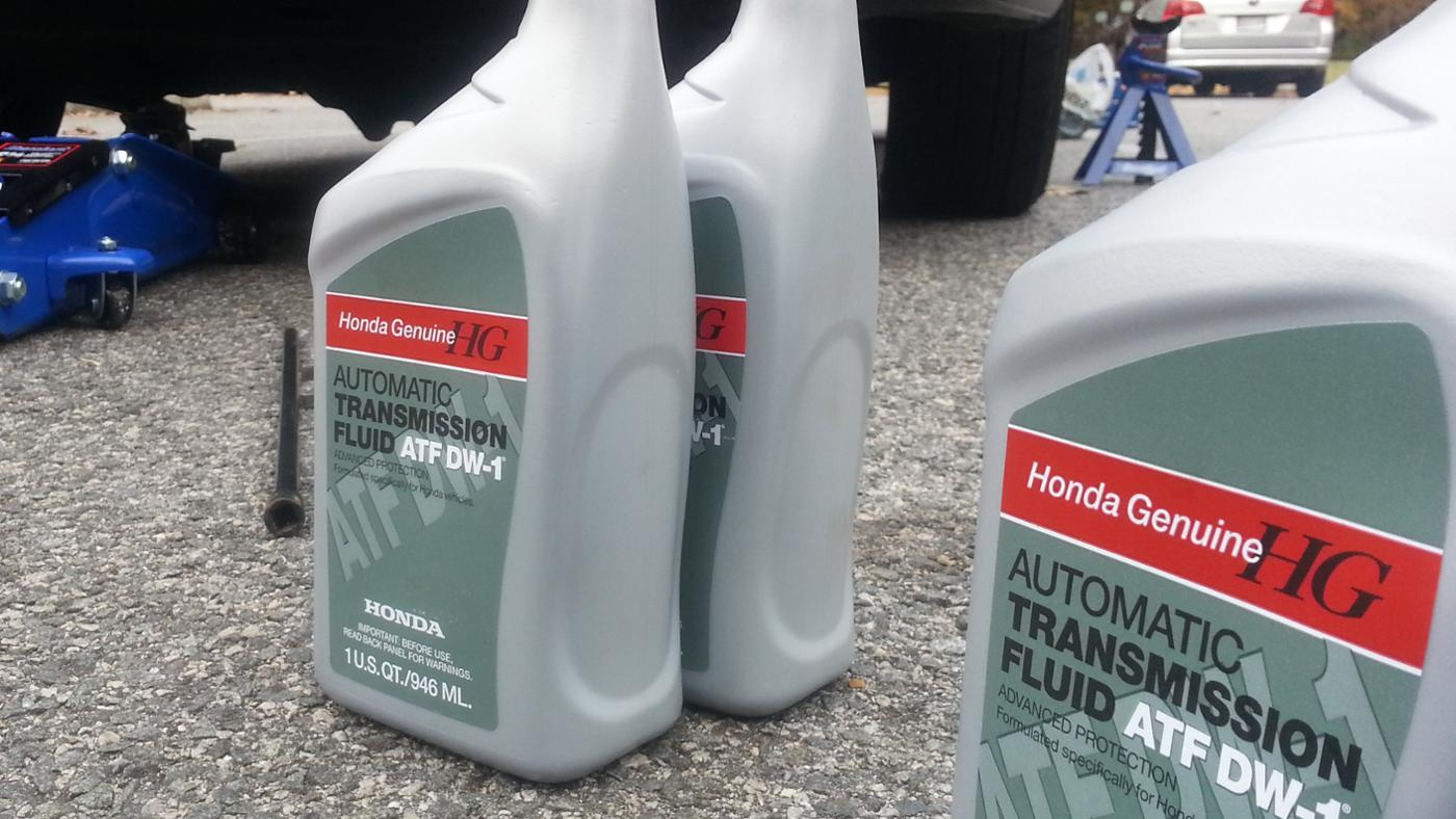 How Much Transmission Fluid Does a Car Hold?