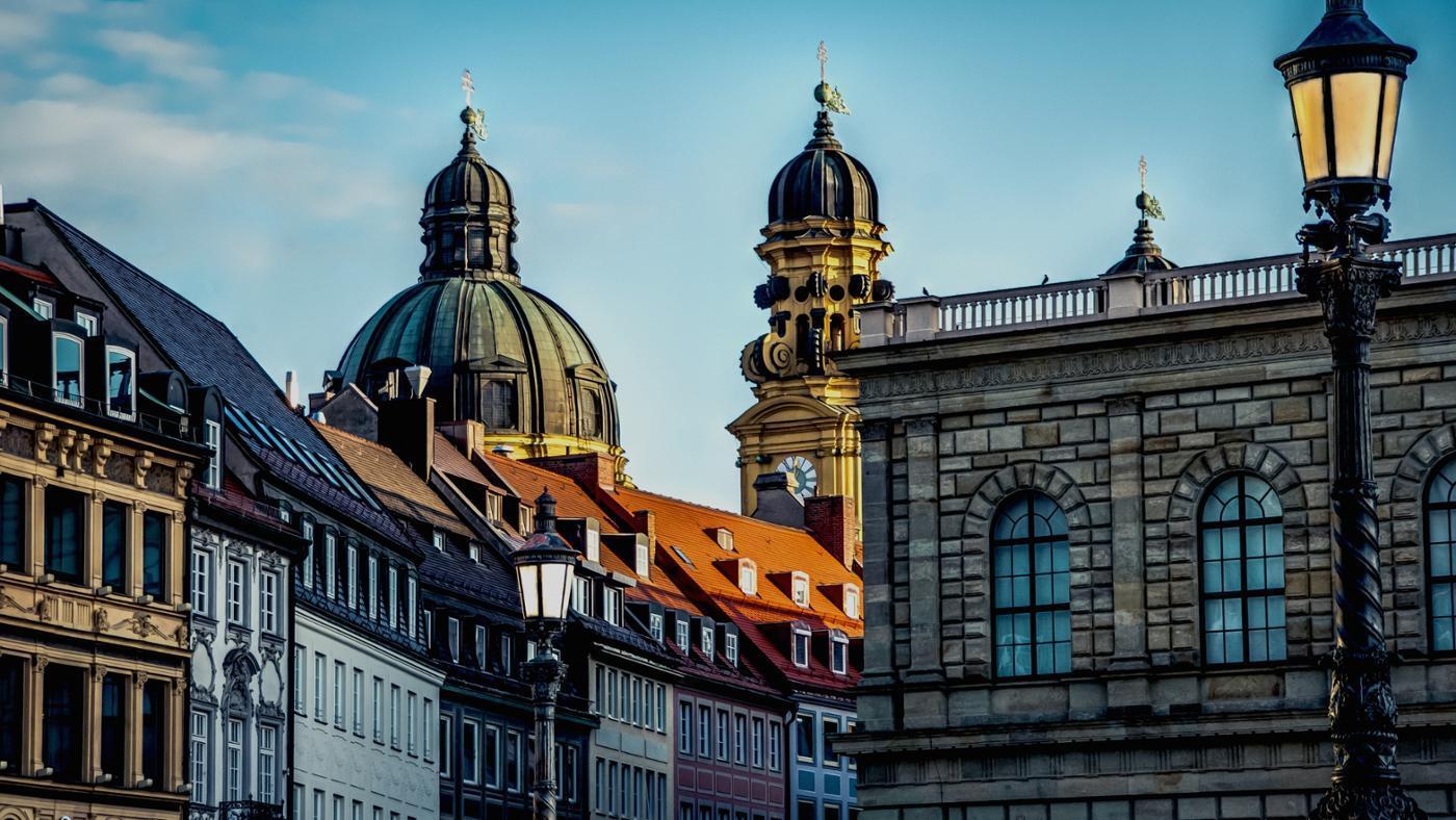 Where Is Munich Located?