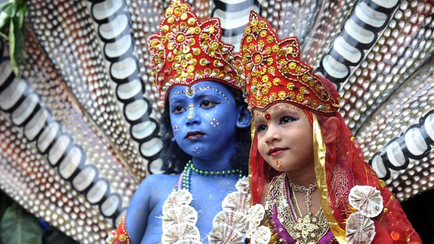 What Are the Names of the Main Hindu Gods?