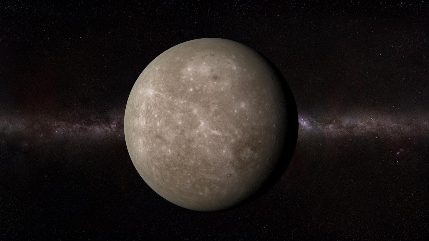 What Are the Names of Mercury's Moons?