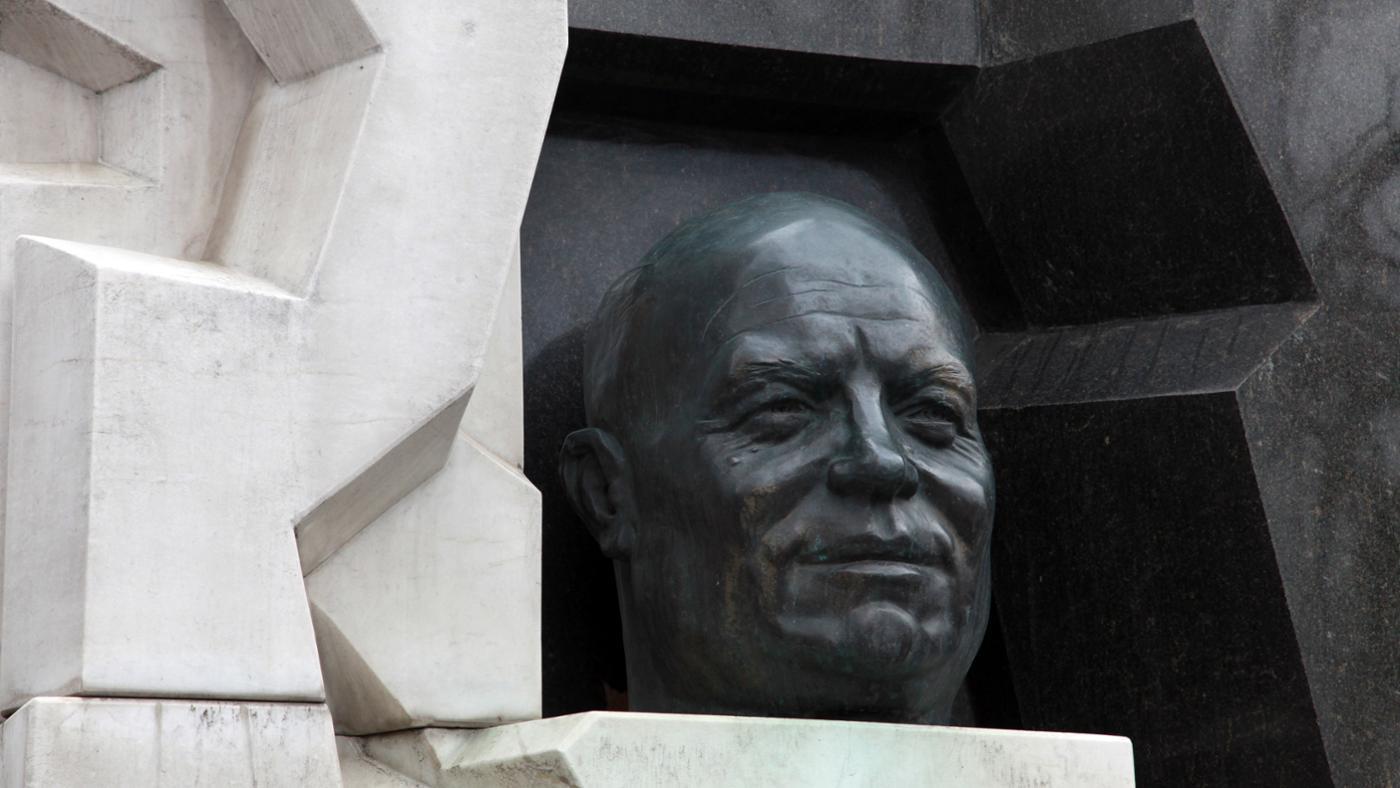 What Is Nikita Khrushchev Famous For?