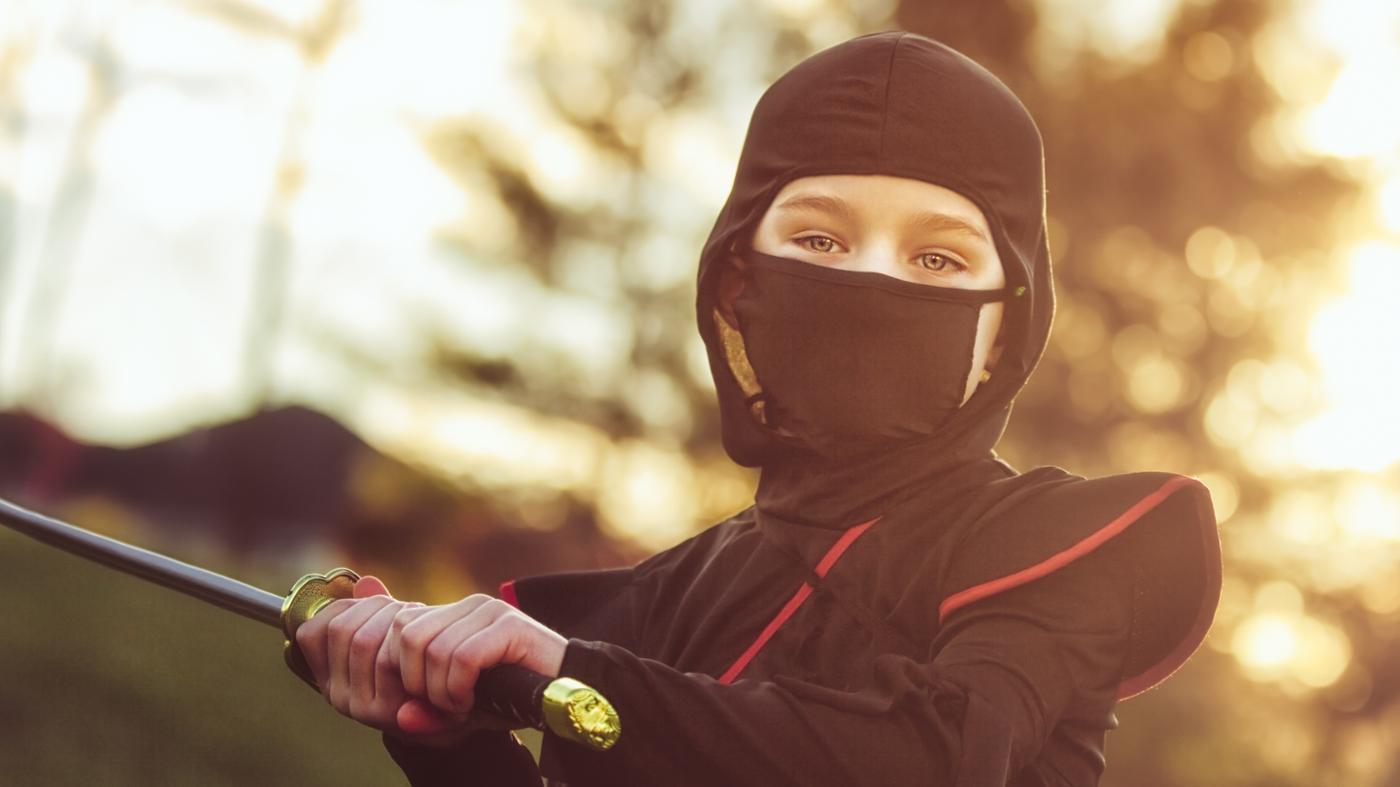 Who Makes Free Ninja Games for Kids?