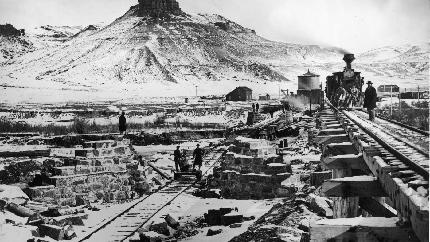 How Long Did It Take to Build the Transcontinental Railroad?