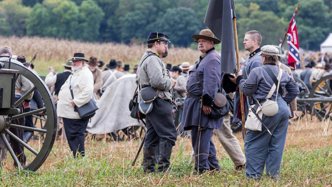What Were the Two Sides in the American Civil War?