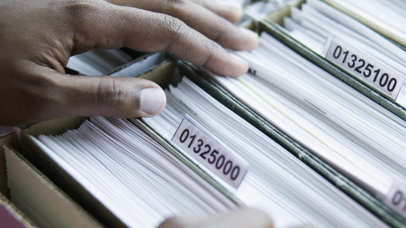 What Are Numerical Filing Systems?