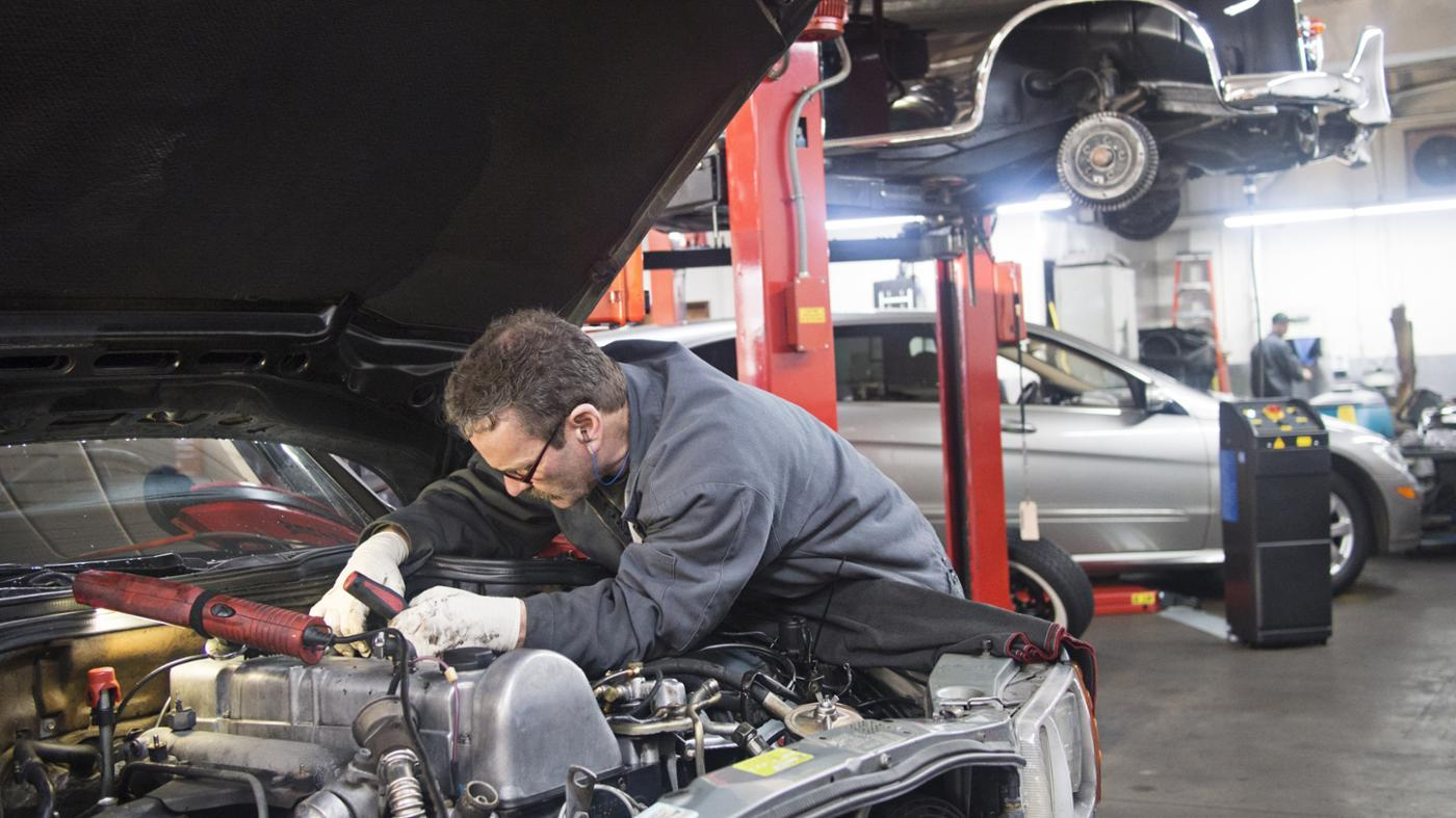 Where Is the Oil Pump Usually Located in a Car?