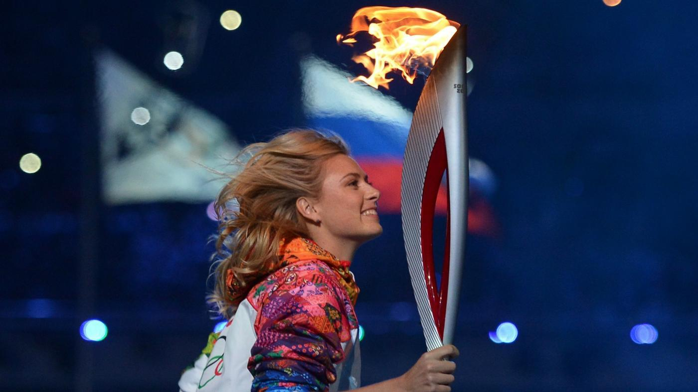 How Is the Olympic Torch Rekindled?