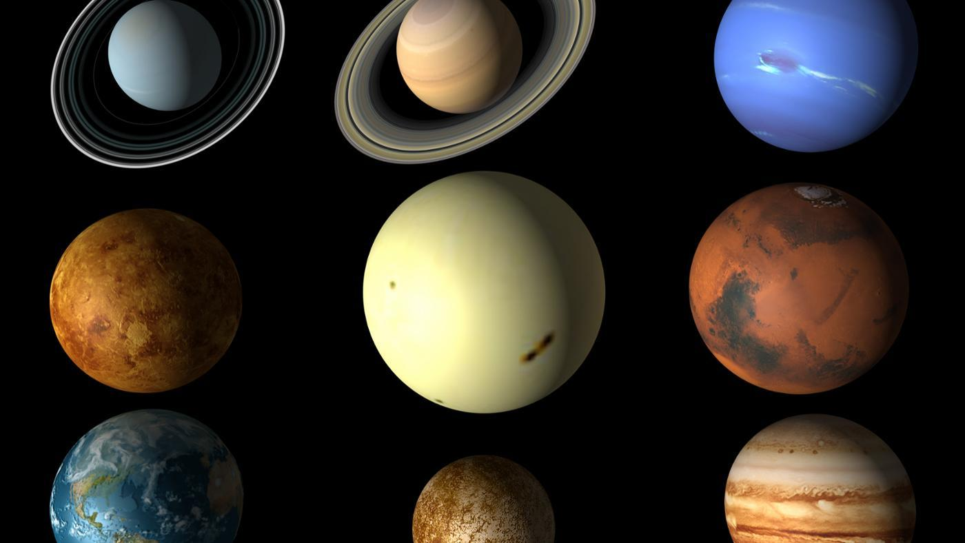 What Is the Only Planet in the Solar System That Is Not Named After a Greek or Roman God?