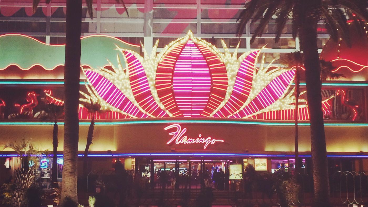 Who Opened the Flamingo Casino?