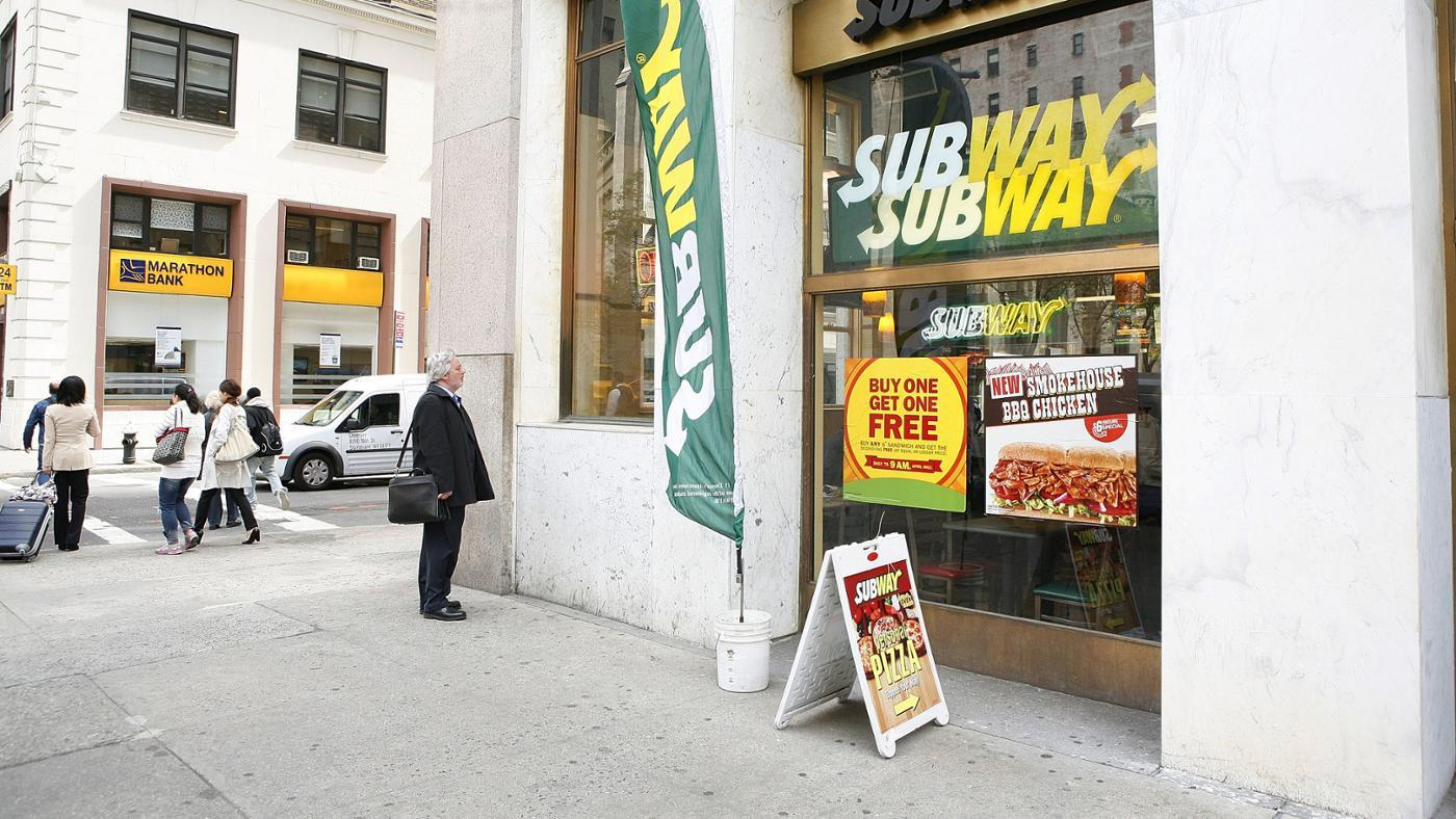 What Options Are Available for Subway Sandwich Specials?