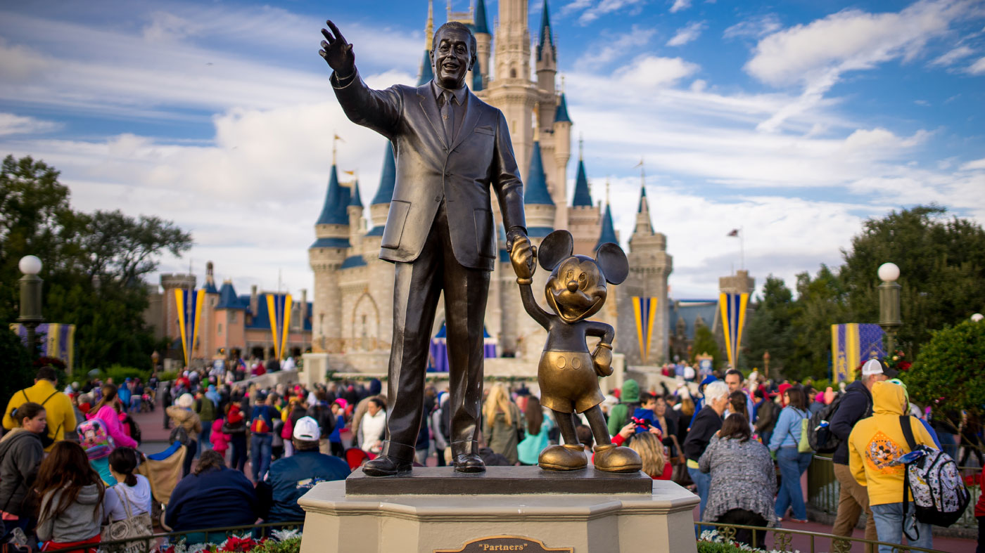 Who Owns the Walt Disney Company?