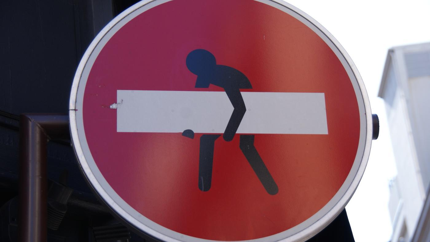 What Is the Penalty for Stealing a Street Sign?