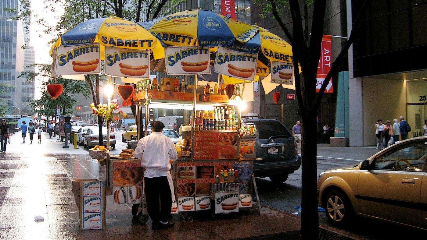 What Do People Eat in New York?