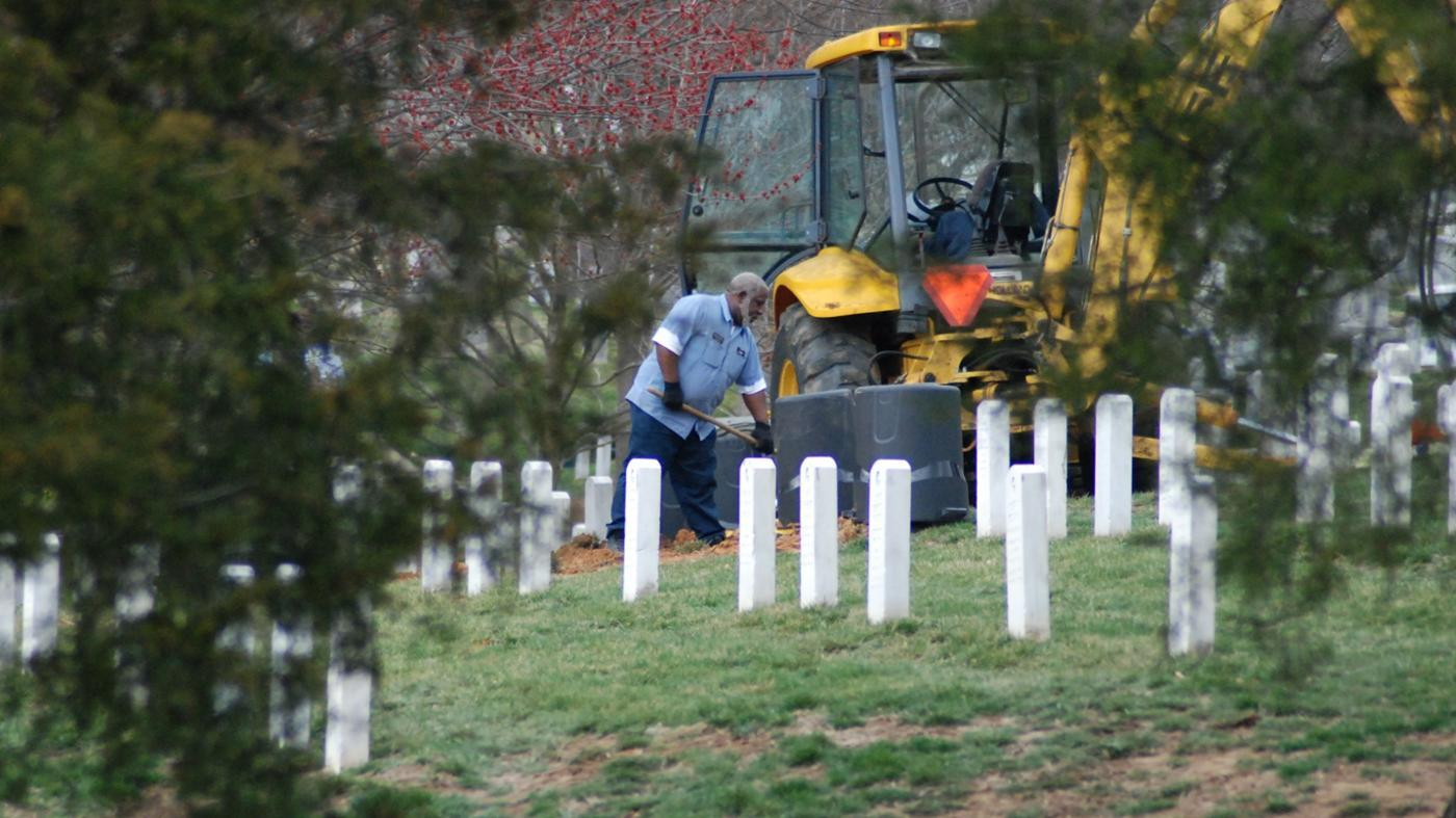 What Are People Who Work in a Cemetery and Dig Graves Called?