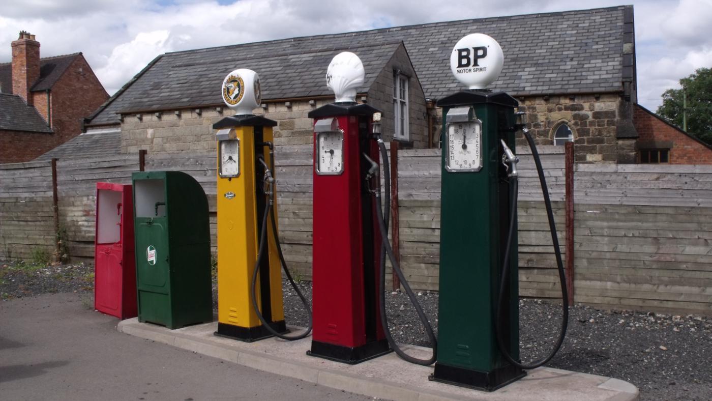 How Does a Petrol Pump Work?
