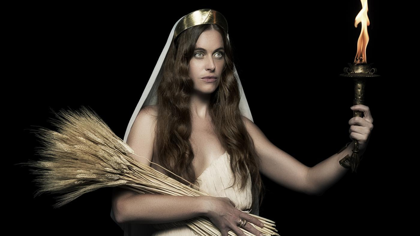 What Was the Physical Description of Demeter?