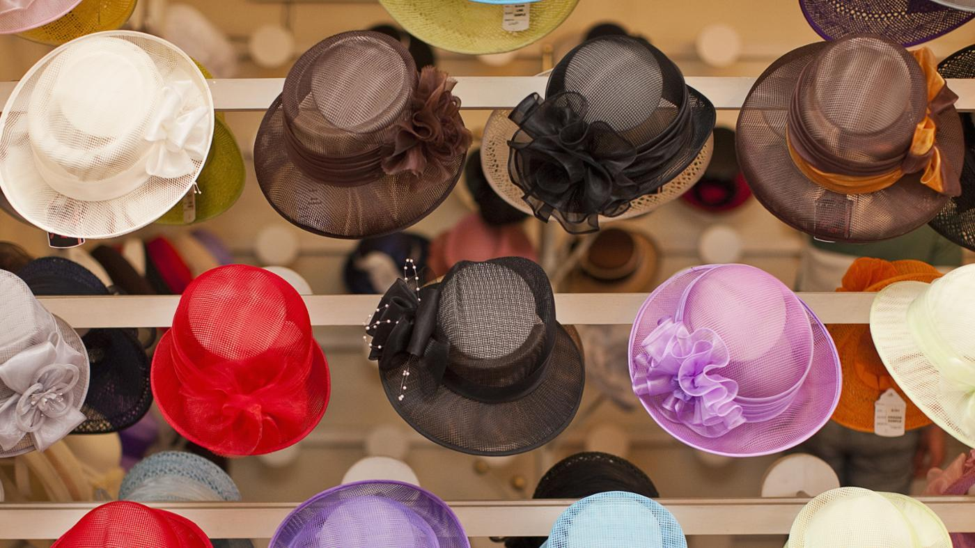 What Are Some Poems About Hats?