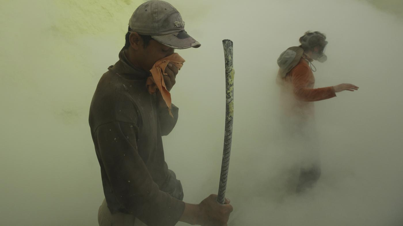 What Is Poison Gas?