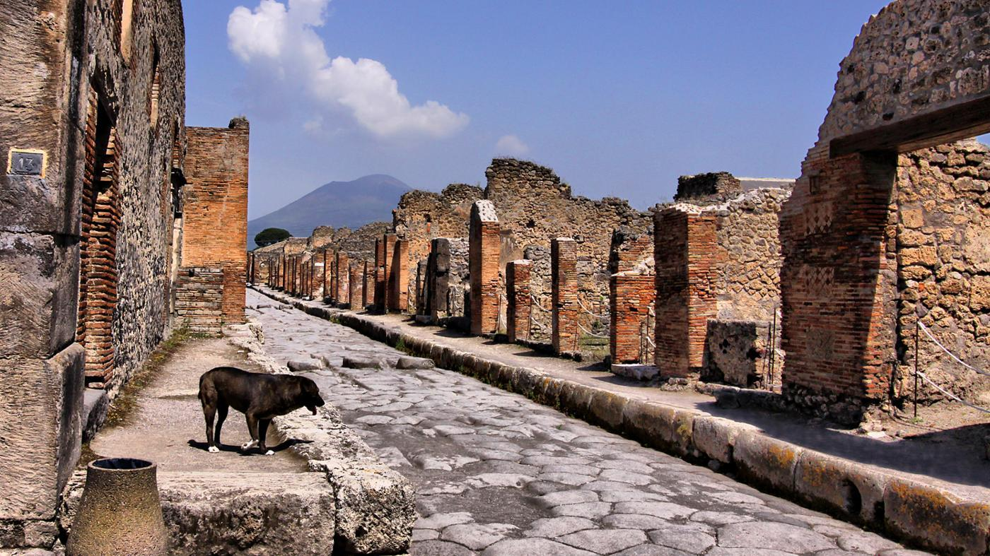 What Is Pompeii Like Today?