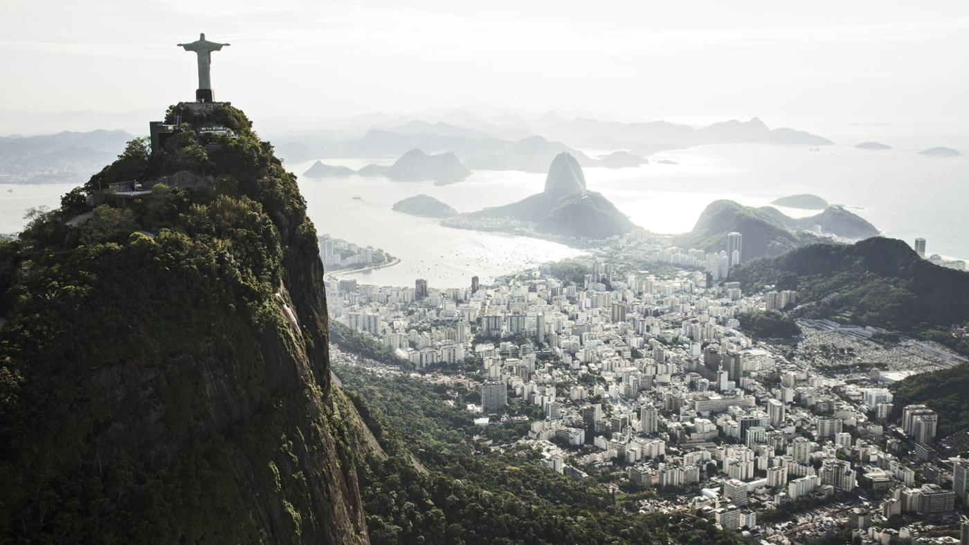 What Is the Population of Rio De Janeiro?