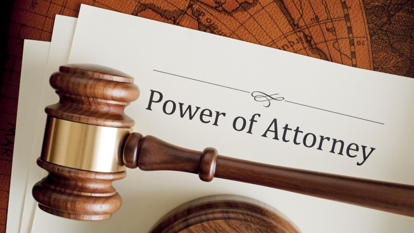 What Does Power of Attorney Mean?