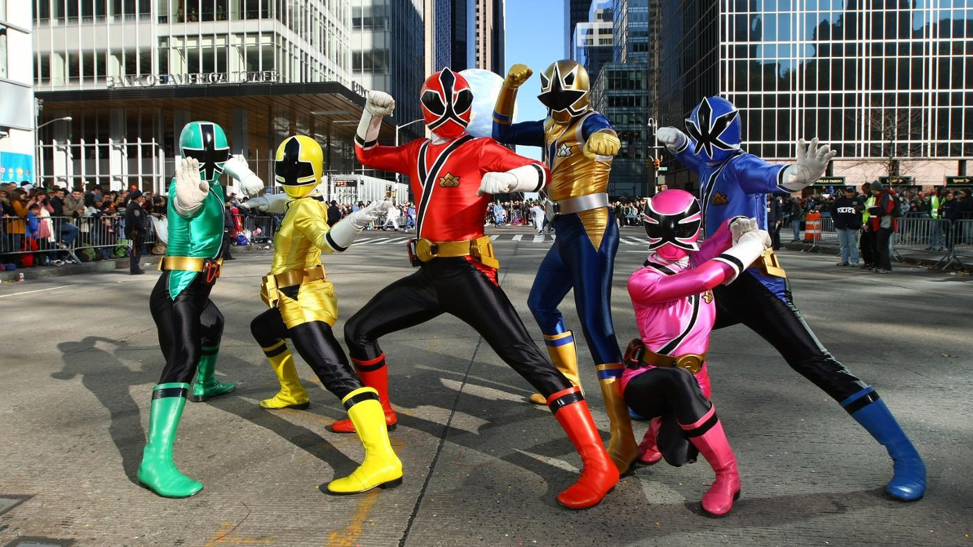 "What Is the ""Power Rangers Samurai"" Game?"