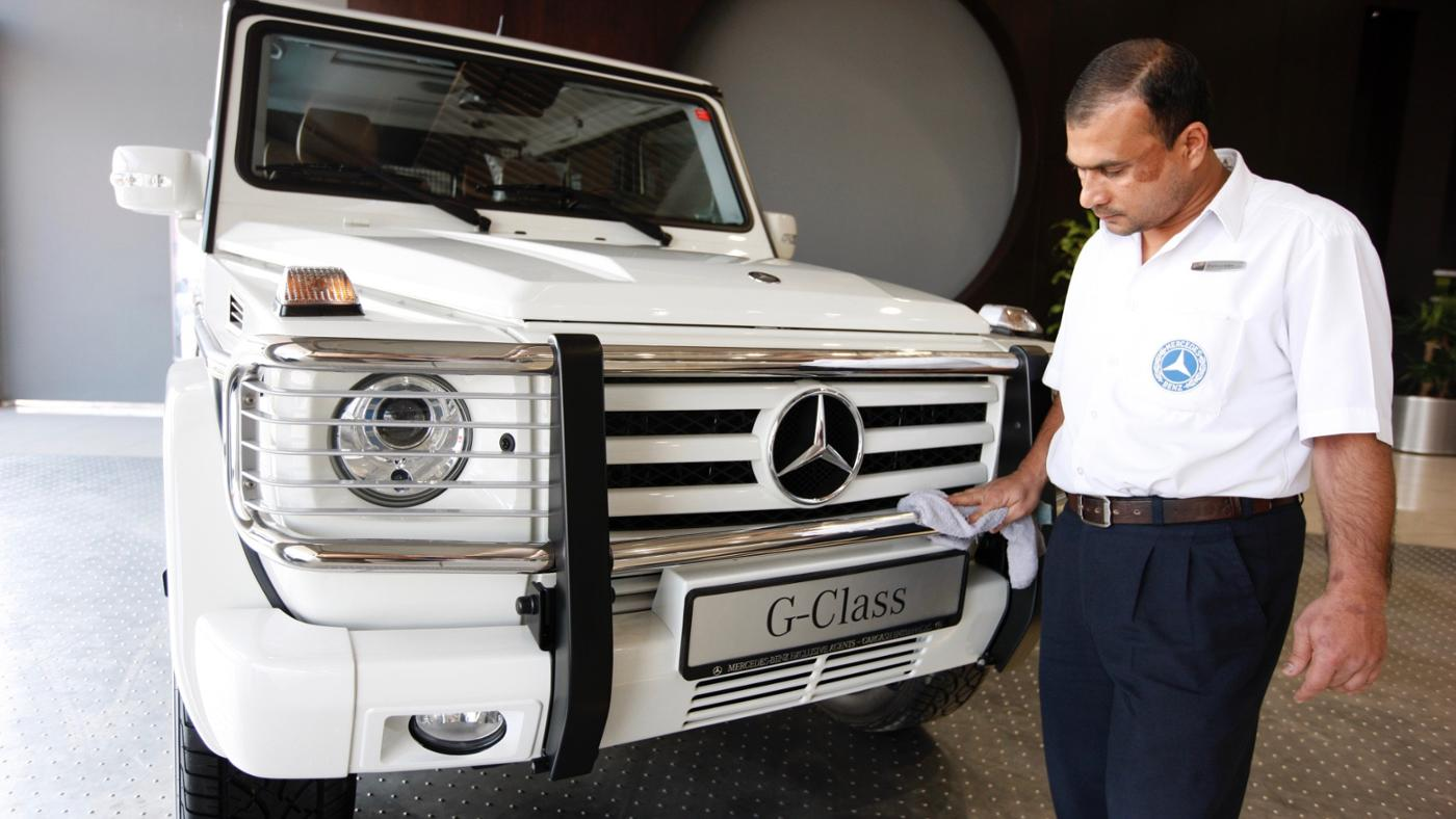 What Are Some Problems Found With Mercedes Air Conditioning Systems?