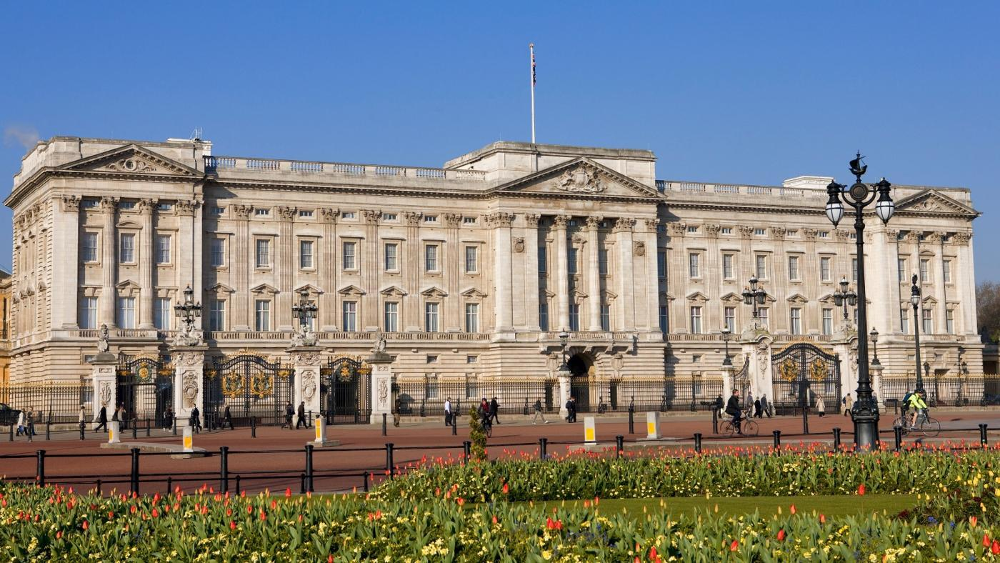 How Do You Know If the Queen Is at Buckingham Palace?