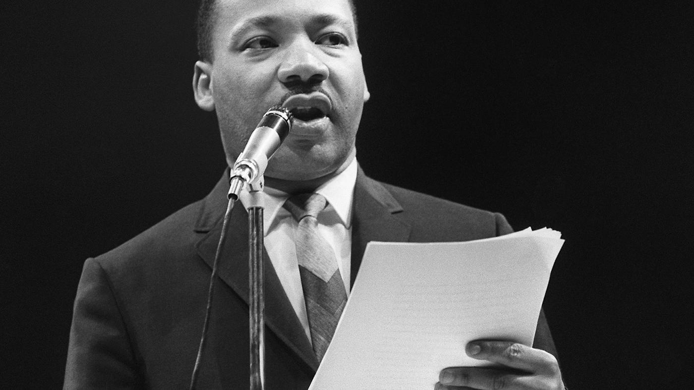 "What Is the Quote From Martin Luther King, Jr.'s Speech That Says ""in the End?"""