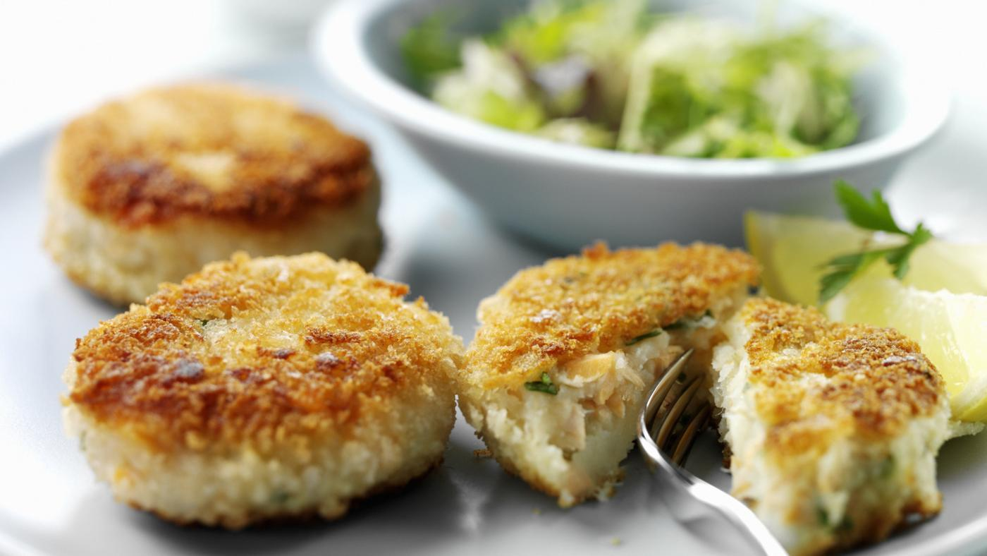 What Is a Recipe for Baked Crab Cakes?