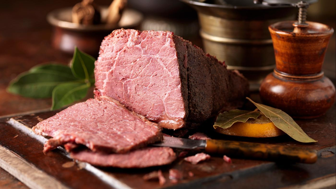 What Is a Recipe for a Roast Beef Brine?