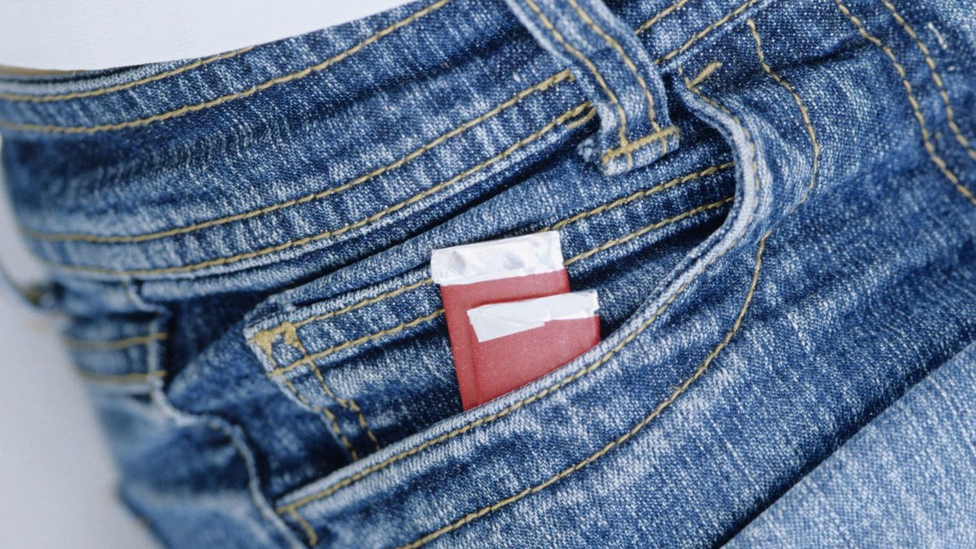 How Do You Remove Chewing Gum From Jeans?