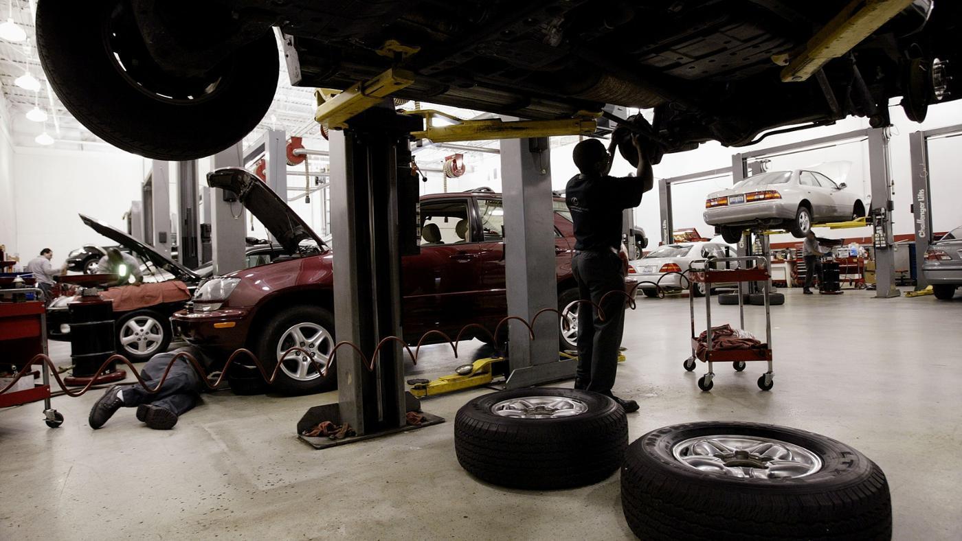 How Do You Repair an Emergency Brake?