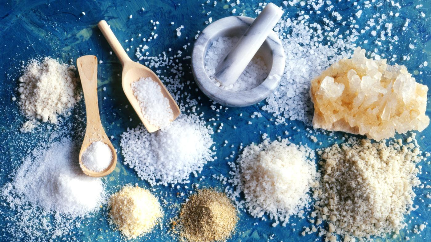 What Is Salt Made Of?