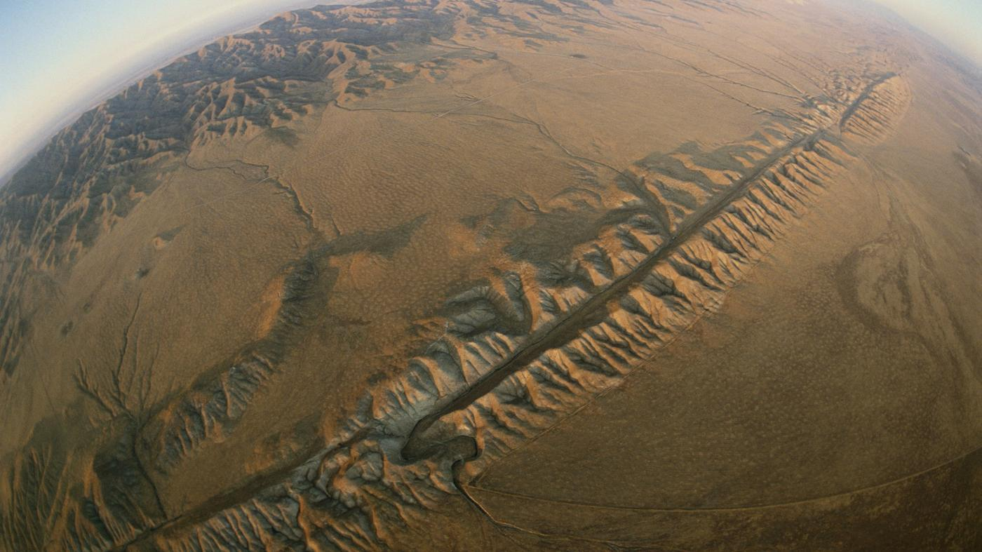 What Type of Plate Boundary Does the San Andreas Fault Exemplify?