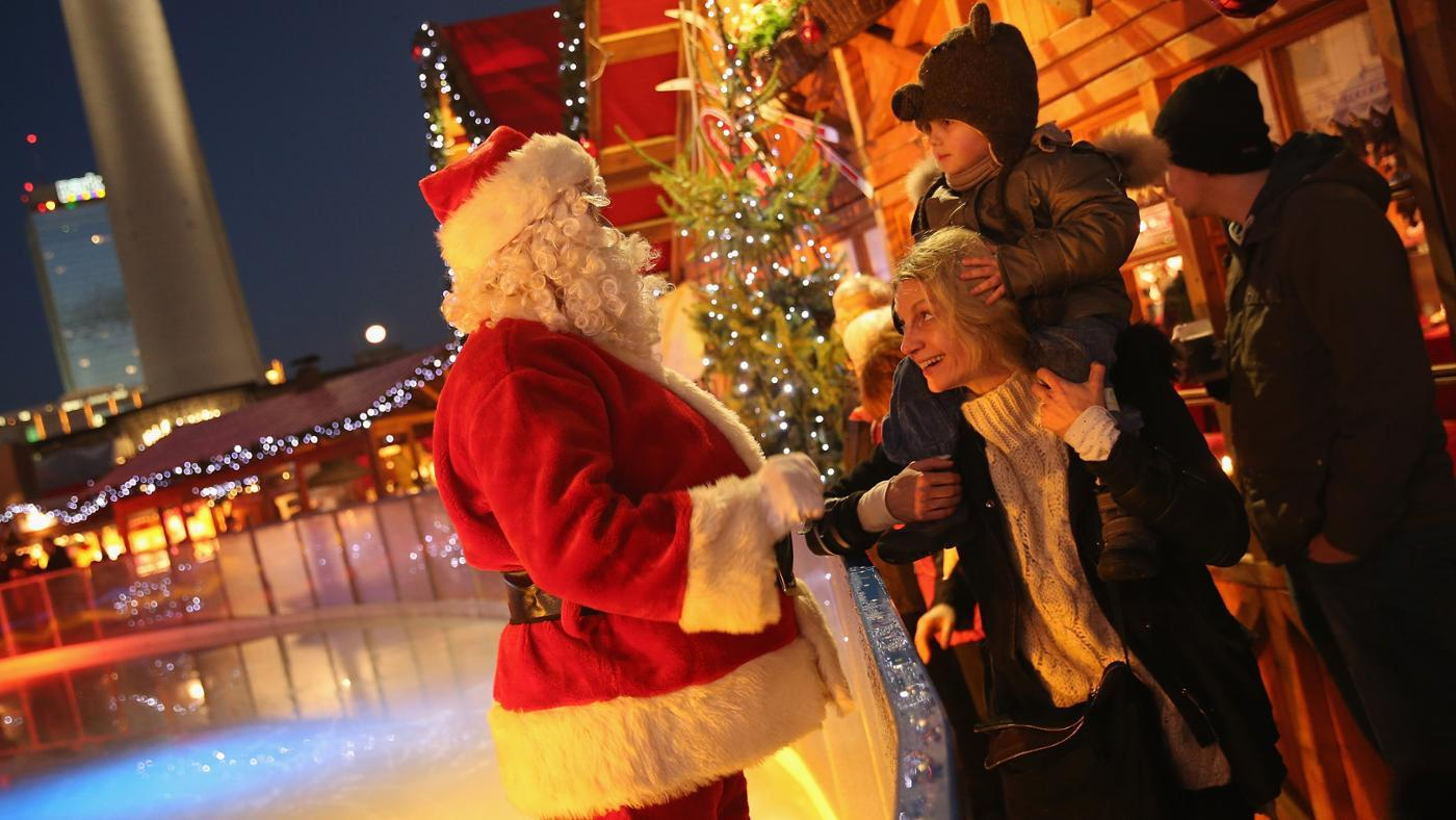 What Is Santa Claus Called in Germany?