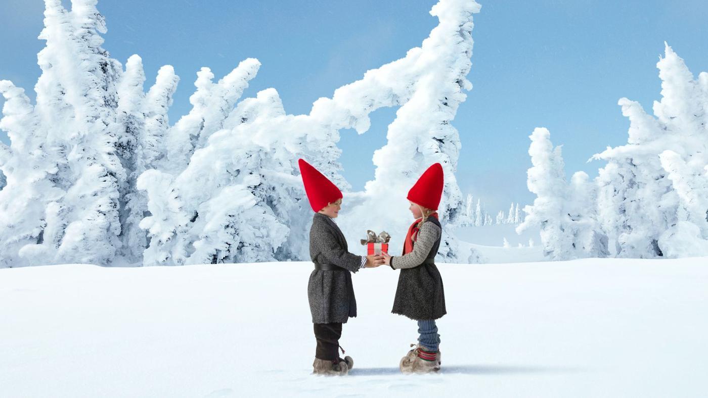 Who Are Santa's Magic Elves?