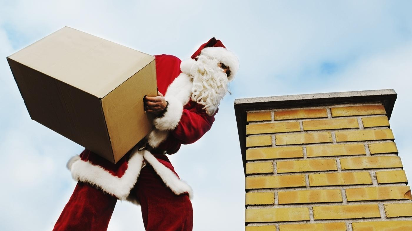 What Is Santa's Real Name?